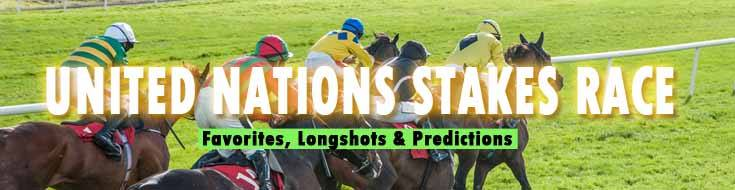 2020 United Nations Stakes Race Favorites Longshots and Predictions