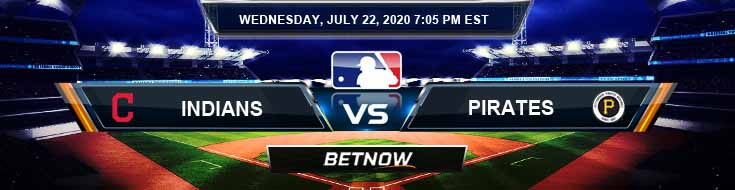 Cleveland Indians vs Pittsburgh Pirates 07-22-2020 MLB Spread Game Analysis and Baseball Tips