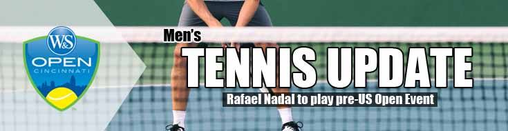 Nadal to Play in Pre-US Open Event