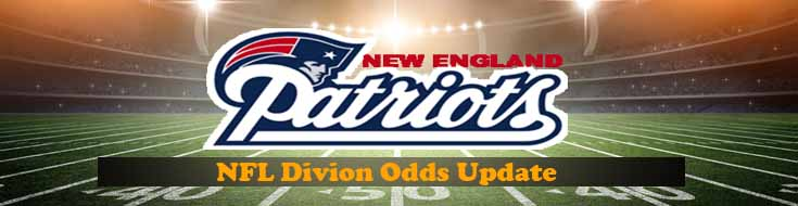 New England Patriots NFL Division Odds Spike With Cam Newton