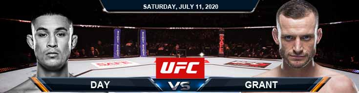 UFC 251 Day vs Grant 07-11-2020 UFC Results Analysis and Betting Picks