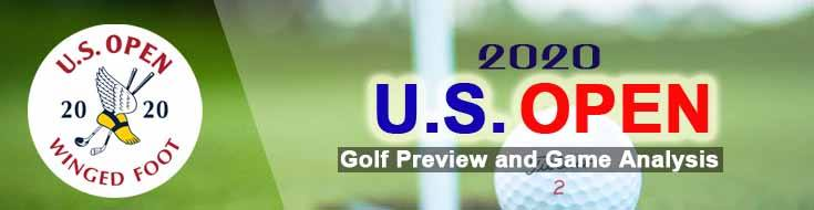 2020 US Open Golf Preview and Game Analysis