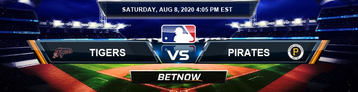 Detroit Tigers vs Pittsburgh Pirates 08-08-2020 MLB Predictions Previews and Baseball Spread