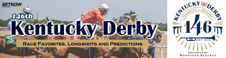 2020 Kentucky Derby Stakes Race Favorites, Longshots and Predictions