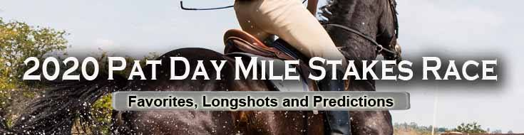 2020 Pat Day Mile Stakes Race Favorites, Longshots and Predictions