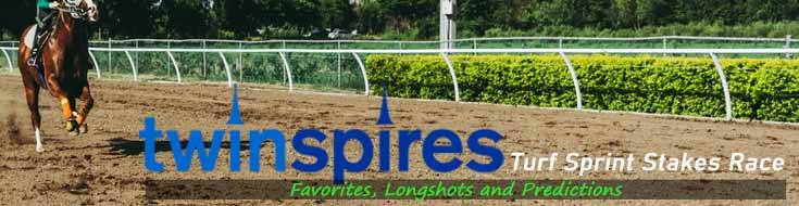 2020 Twin Spires Turf Sprint Stakes Race Favorites, Longshots and Predictions