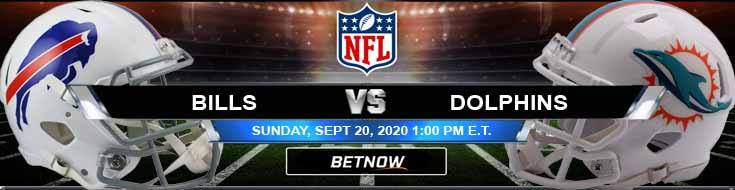 Buffalo Bills vs Miami Dolphins 09-20-2020 Tips Forecast and Analysis