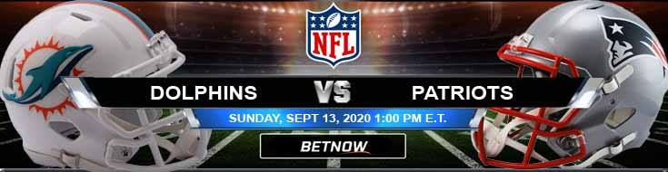 Miami Dolphins vs New England Patriots 09-13-2020 Analysis Results and Odds