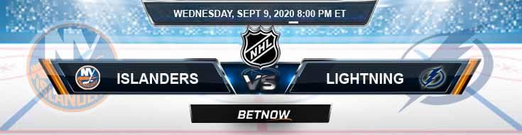 New York Islanders vs Tampa Bay Lightning 09-09-2020 NHL Game Analysis Picks & Spread
