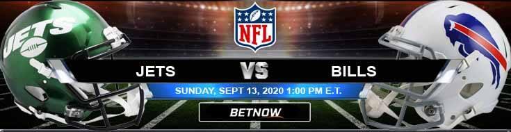 New York Jets vs Buffalo Bills 09-13-2020 Results Odds and Picks