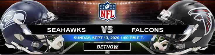 Seattle Seahawks vs Atlanta Falcons 09-13-2020 Picks Predictions and Previews