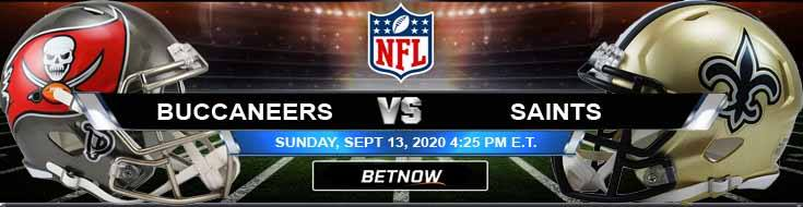 Tampa Bay Buccaneers vs New Orleans Saints 09-13-2020 Picks Predictions and Previews