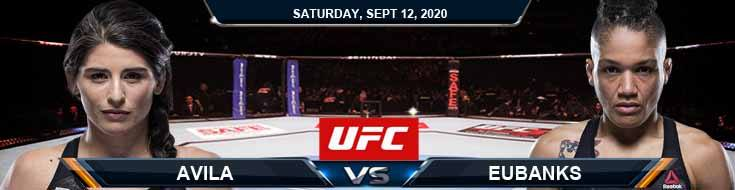 UFC Fight Night 177 Eubanks vs Avila 09-12-2020 Spread Fight Analysis and Forecast