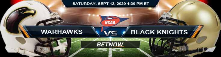 UL Monroe Warhawks vs Army Black Knights 09-12-2020 Tips Forecast and Analysis