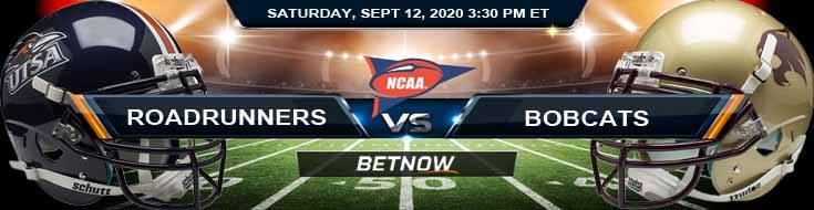 UTSA Roadrunners vs Texas State Bobcats 09-12-2020 Results Odds and Picks