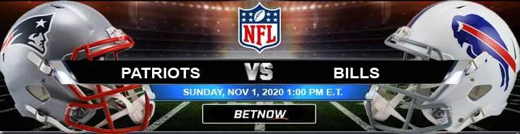 New England Patriots vs Buffalo Bills 11-01-2020 Picks NFL Predictions and Previews