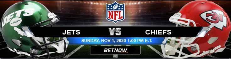 New York Jets vs Kansas City Chiefs 11-01-2020 Tips NFL Forecast and Analysis