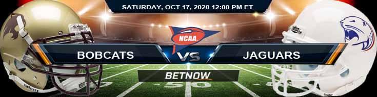 Texas State Bobcats vs South Alabama Jaguars 10-17-2020 NCAAF Picks Previews & Game Analysis