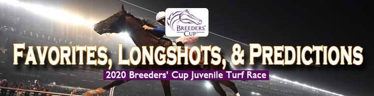 2020 Breeders' Cup Juvenile Turf Race