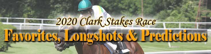 2020 Clark Stakes Race Favorites Longshots and Predictions