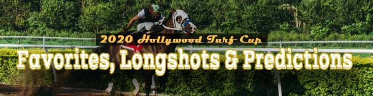 2020 Hollywood Turf Cup Favorites Longshots and Predictions