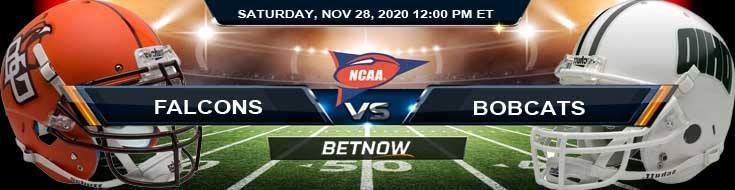 Bowling Green Falcons vs Ohio Bobcats 11-28-2020 NCAAF Previews Tips & Game Analysis