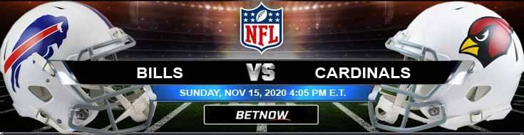 Buffalo Bills vs Arizona Cardinals 11-15-2020 Tips NFL Forecast and Analysis