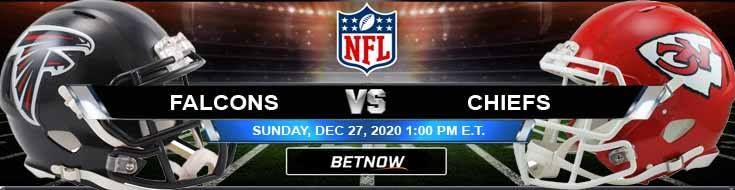 Atlanta Falcons vs Kansas City Chiefs 12-27-2020 Spread Game Analysis and Tips