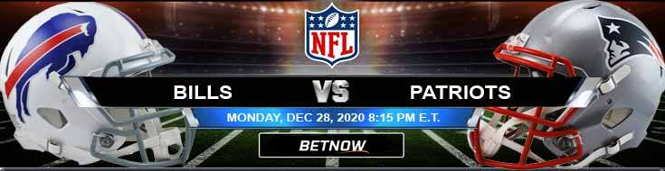 Buffalo Bills vs New England Patriots 12-28-2020 Spread Game Analysis and Tips