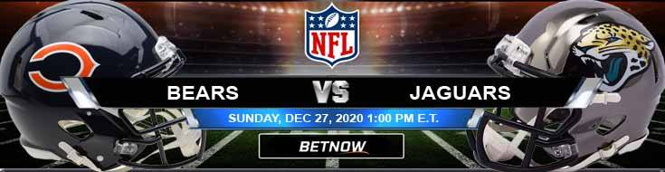 Chicago Bears vs Jacksonville Jaguars 12-27-2020 Tips Forecast and Analysis