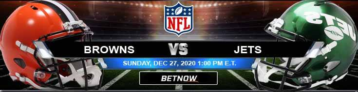 Cleveland Browns vs New York Jets 12-27-2020 Analysis Results and Football Betting