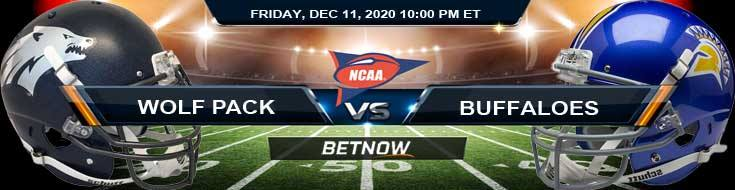 Nevada Wolf Pack vs San Jose State Spartans 12-11-2020 NCAAF Previews Tips & Game Analysis