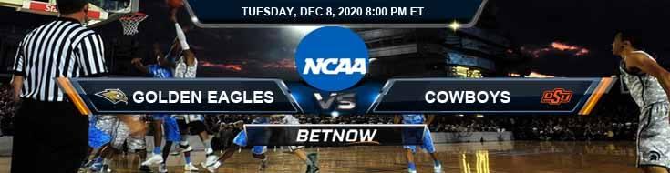 Oral Roberts Golden Eagles vs Oklahoma State Cowboys 12-8-2020 NCAAB Tips Forecast & Analysis