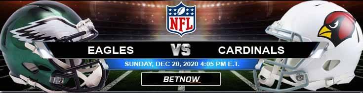 Philadelphia Eagles vs Arizona Cardinals 12-20-2020 Picks Predictions and Previews