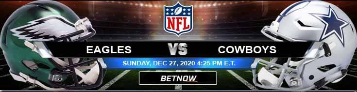 Philadelphia Eagles vs Dallas Cowboys 12-27-2020 Predictions Previews and Spread