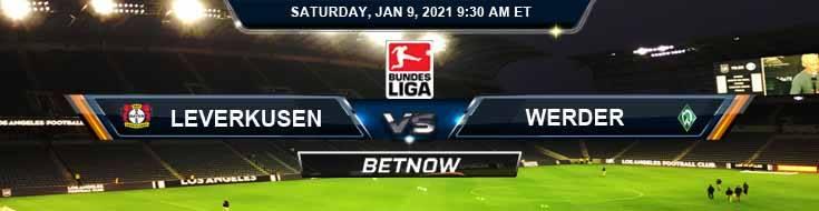 Bayer Leverkusen vs Werder Bremen 01-09-2021 Analysis Soccer Spread and Forecast