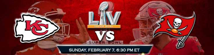 Kansas City Chiefs vs Tampa Bay Buccaneers 02-07-2021 Super Bowl LV Betting Odds Picks and NFL Predictions