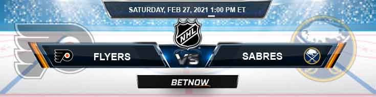 Philadelphia Flyers vs Buffalo Sabres 02-27-2021 Forecast NHL Analysis and Results