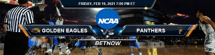 Southern Miss Golden Eagles vs Florida International Panthers 02-19-2021 NCAAB Predictions Previews & Picks