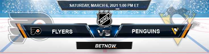 Philadelphia Flyers vs Pittsburgh Penguins 03-06-2021 Forecast Analysis and Results