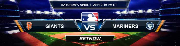 San Francisco Giants vs Seattle Mariners 04-03-2021 Tips Spring Training Forecast and Analysis