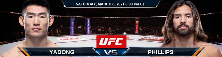 UFC 259 Song vs Phillips 03-06-2021 Results Analysis and Odds