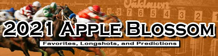 2021 Apple Blossom Handicap Race Horseracing Odds Picks and Betting Predictions