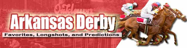 2021 Arkansas Derby Favorites Longshots and Predictions