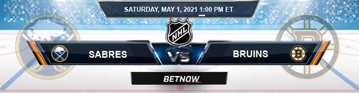 Buffalo Sabres vs Boston Bruins 05-01-2021 NHL Previews Spread & Game Analysis