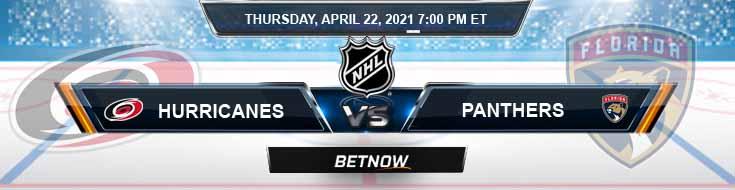 Carolina Hurricanes vs Florida Panthers 04-22-2021 Forecast NHL Picks & Game Analysis