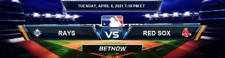 Tampa Bay Rays vs Boston Red Sox 04-06-2021 Predictions Previews and Spread