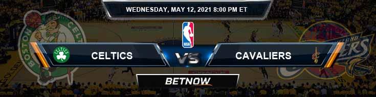 Boston Celtics vs Cleveland Cavaliers 5-12-2021 NBA Picks and Previews