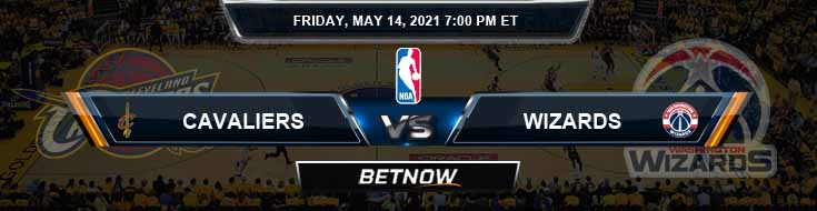 Cleveland Cavaliers vs Washington Wizards 5-14-2021 NBA Odds and Picks