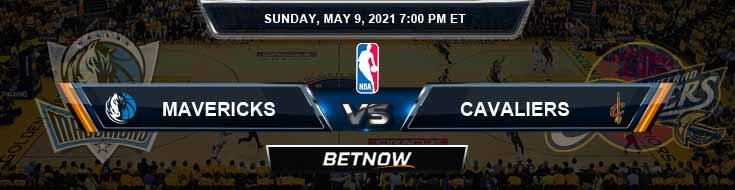 Dallas Mavericks vs Cleveland Cavaliers 5-9-2021 NBA Spread and Picks